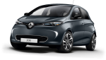 Wallbox, charging cable and charging station for Renault Zoe