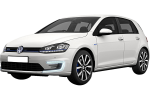 Wallbox, charging cable and charging station for Volkswagen Golf GTE PHEV