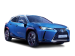 Wallbox, charging cable and charging station for Lexus UX 300e